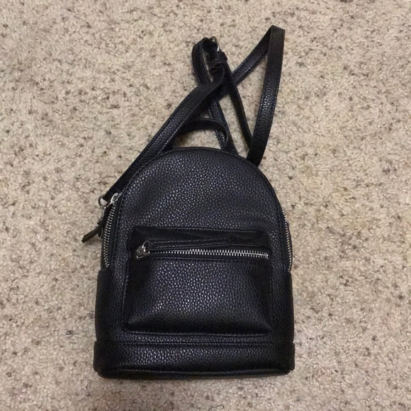 Forever 21 Handbags - Faux leather mini backpack 0e4641a89c140